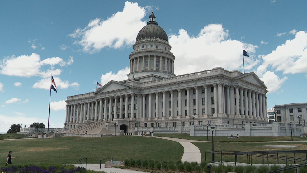 kutv - state capitol utah building lamakers legislature generic stock spring mood lit.png