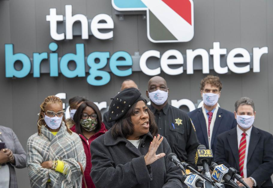 """""""We sincerely hope this place saves lives,"""" New emergency room opens amid high-flying deaths from overdose news"""