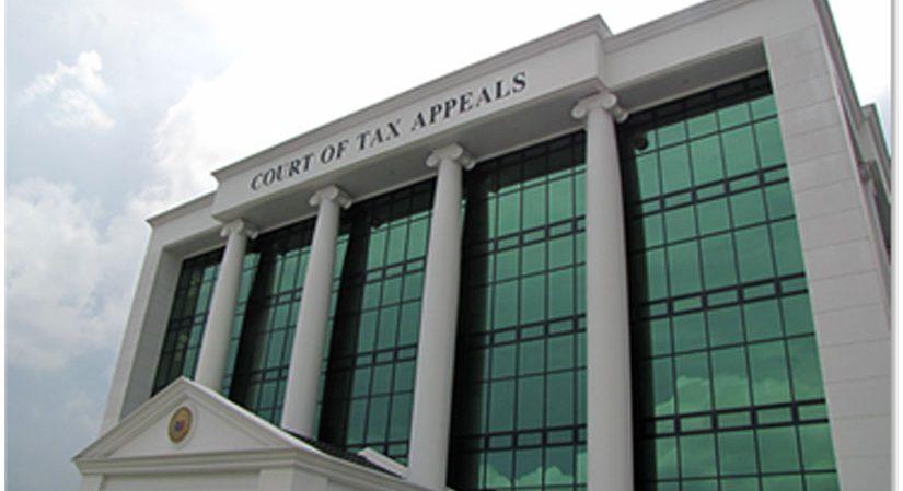 Court of Tax Appeals (CTA)