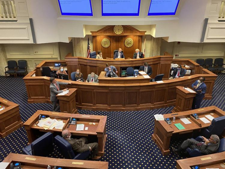 Capitol Notebook: Tax Reform, Economic Development Bills to Ivey - The Madison Record