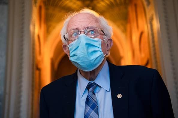 Bernie Sanders introduces bills to hike corporate taxes, estate tax
