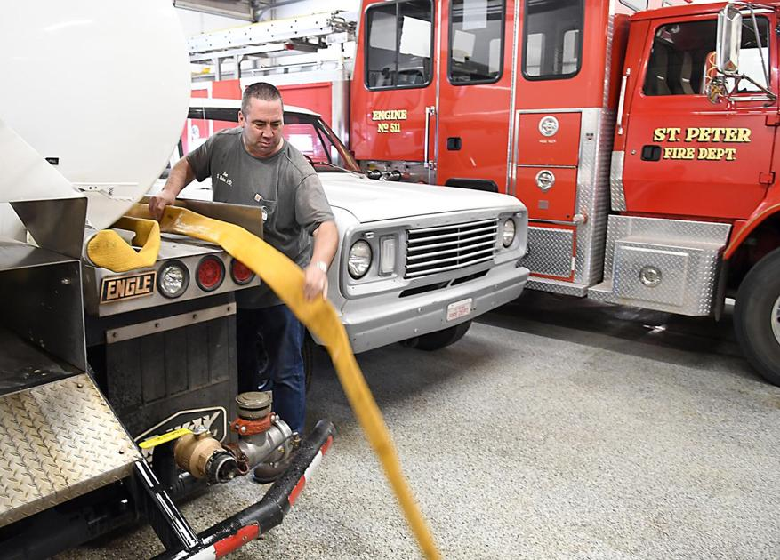 St. Peter sounds alarm to lawmakers for new fire station | Local News