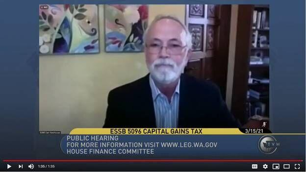 Congressman representing Grant, Douglas, and Adams counties testifies against WA's new capital gains tax | Columbia Basin