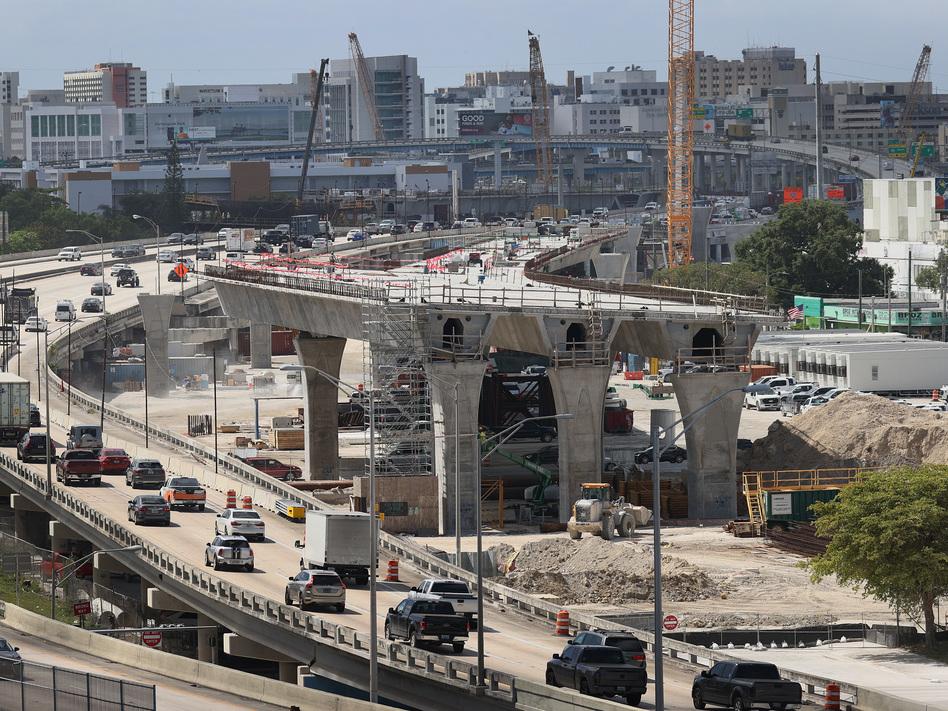 Biden plans to unveil expansive infrastructure plan worth $ 2 trillion
