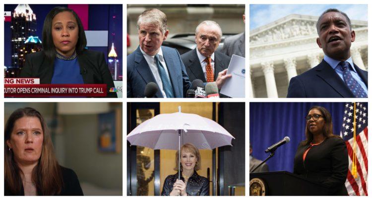 Pending Criminal and Civil Cases Against Donald Trump