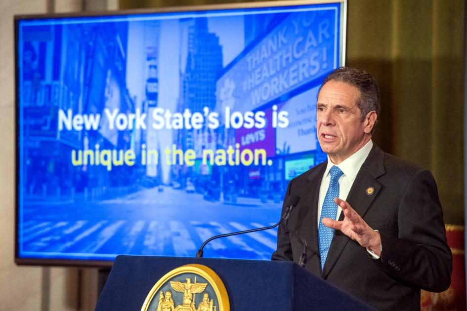 Cuomo says changes in federal tax law will offset New York's hikes on wealthiest residents | New York