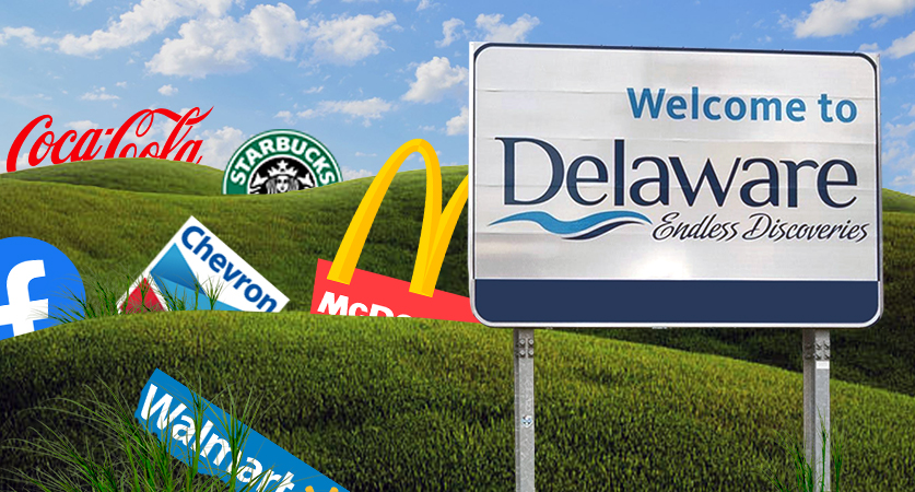 Why Are So Many Companies Starting Up In Delaware?