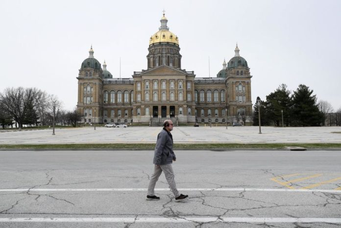 Here's a scorecard of what lawmakers did and didn't do in Iowa's 2021 legislative session | State